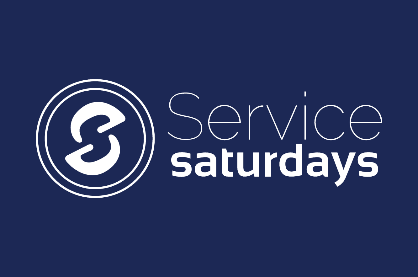 service saturday logo